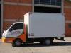 Veículos Leves para Pequenas Cargas ou Transporte Fracionado.